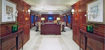 One More Toy Christensen Yacht 47M Interior 2