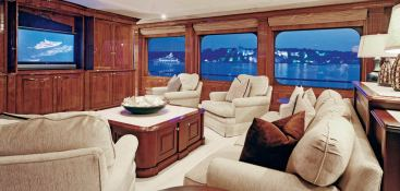 One More Toy Christensen Yacht 47M Interior 3