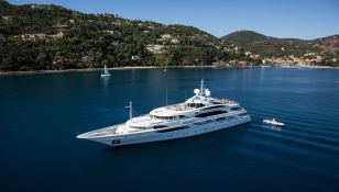 Galaxy  Benetti Yacht 56M Exterior 3
