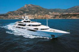 Galaxy  Benetti Yacht 56M Exterior 2
