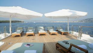 Galaxy Benetti Yacht 56M Interior 2