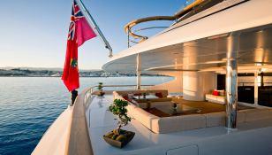 Galaxy Benetti Yacht 56M Interior 3