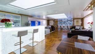 Galaxy Benetti Yacht 56M Interior 8