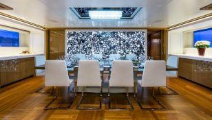 Galaxy Benetti Yacht 56M Interior 7