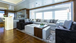 Galaxy Benetti Yacht 56M Interior 6