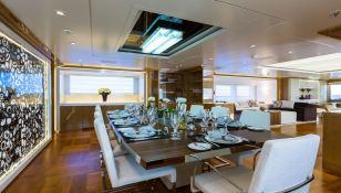 Galaxy  Benetti Yacht 56M Interior 5