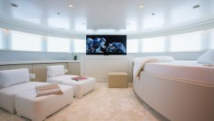 Galaxy  Benetti Yacht 56M Interior 10