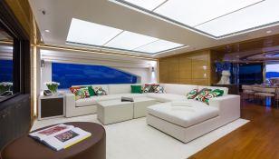 Galaxy  Benetti Yacht 56M Interior 9