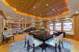 Hanikon (ex Troyanda) Feadship Yacht 50M Interior 3