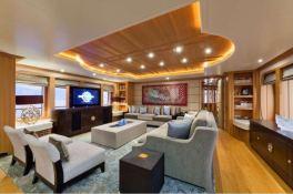 Hanikon (ex Troyanda) Feadship Yacht 50M Interior 4