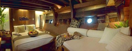 Silolona  Konjo Schooner 50M Interior 7