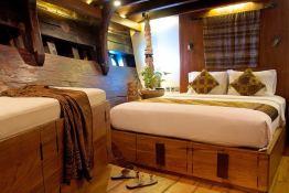 Silolona  Konjo Schooner 50M Interior 10