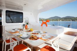 Maitai  Sunreef Catamaran Sail 74' Exterior 3