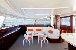 Maitai Sunreef Catamaran Sail 74' Interior 1