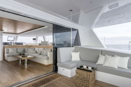 Calmao Sunreef Catamaran Sail 74' Exterior 2