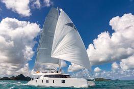 Calmao  Sunreef Catamaran Sail 74' Exterior 1