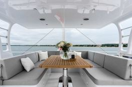 Calmao  Sunreef Catamaran Sail 74' Interior 13