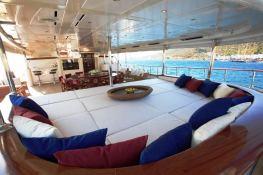 M5 (ex Mirabella V) VT Shipbuilding Sloop 75M Interior 1