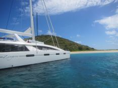 Kings Ransom  Matrix Catamaran Silhouette 76' Exterior 2