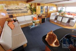 Zingara  Matrix Catamaran Silhouette 76' Interior 1