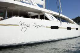 Kings Ransom  Matrix Catamaran Silhouette 76' Exterior 1