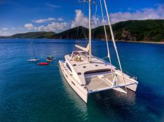 Kings Ransom  Matrix Catamaran Silhouette 76' Exterior 4