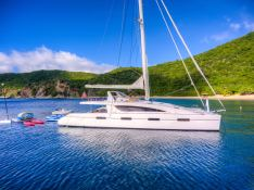 Kings Ransom  Matrix Catamaran Silhouette 76' Exterior 1