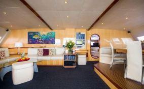 Kings Ransom  Matrix Catamaran Silhouette 76' Interior 3