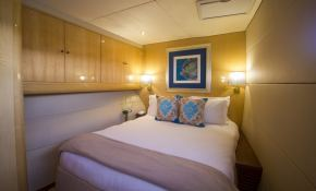 Kings Ransom  Matrix Catamaran Silhouette 76' Interior 1
