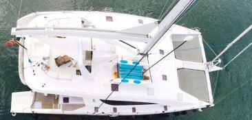 Kings Ransom  Matrix Catamaran Silhouette 76' Interior 6