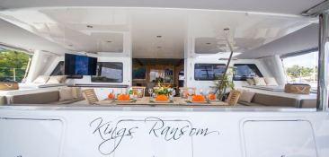 Kings Ransom  Matrix Catamaran Silhouette 76' Interior 7