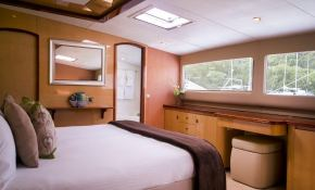 Kings Ransom  Matrix Catamaran Silhouette 76' Interior 13