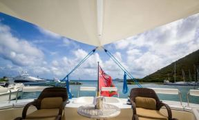 Kings Ransom  Matrix Catamaran Silhouette 76' Interior 14
