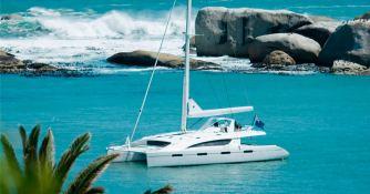 Kings Ransom  Matrix Catamaran Silhouette 76' Exterior 2