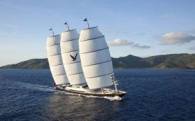Maltese Falcon Perini Navi Yacht 88M Exterior 3