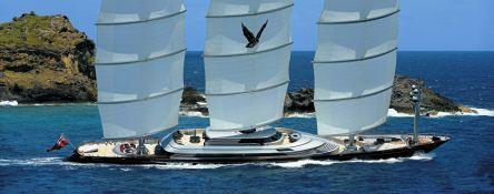 Maltese Falcon Perini Navi Yacht 88M Exterior 2