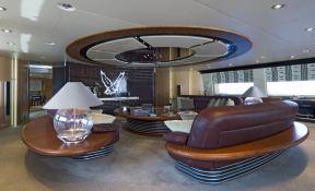 Maltese Falcon Perini Navi Yacht 88M Interior 4