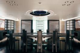 Maltese Falcon Perini Navi Yacht 88M Interior 3