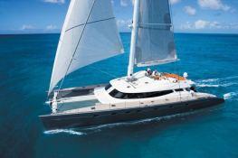 Allures Blubay Catamaran 102' Exterior 1