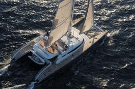 Allures Blubay Catamaran 102' Exterior 2