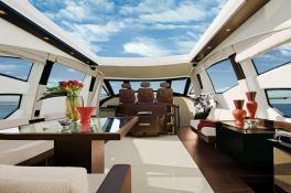 Chimera Azimut Yachts Open 86S Interior 1