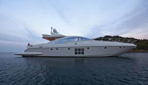Nami  Azimut Yachts Open 86S Exterior 3