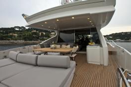 Nami  Azimut Yachts Open 86S Exterior 4