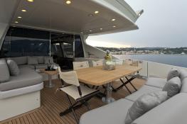 Nami Azimut Yachts Open 86S Exterior 6