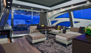 Nami  Azimut Yachts Open 86S Interior 7