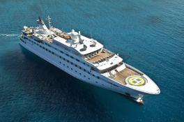 Lauren L (ex Constellation) Cassens-Werft Yacht 90M Exterior 1