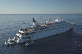 Lauren L (ex Constellation) Cassens-Werft Yacht 90M Exterior 4