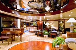 Lauren L (ex Constellation) Cassens-Werft Yacht 90M Interior 10