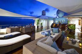 Lauren L (ex Constellation) Cassens-Werft Yacht 90M Interior 11