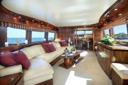 Cento by Excalibur  Maiora Yacht 26M Interior 2